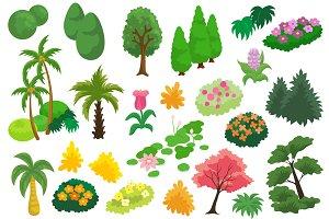Vector Garden Icons