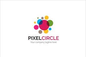 Pixel Circle V2 Logo