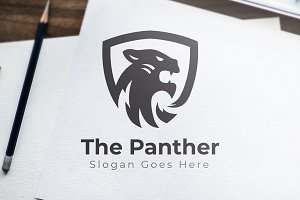 The Panther - Logo