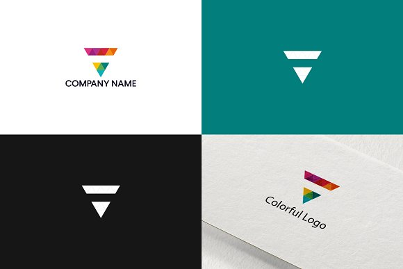 Geometric Logo Design