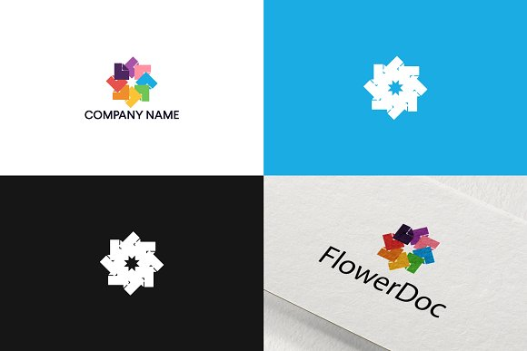 Flower Logo Design