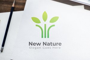 New Nature Logo