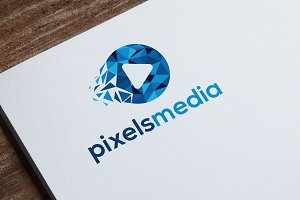PIxes Media Logo