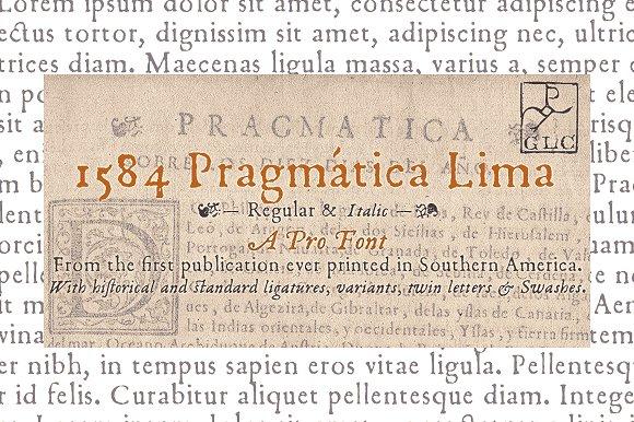 1584 Pragmatica Lima Family OTF