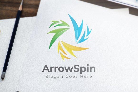 ArrowSpin Logo