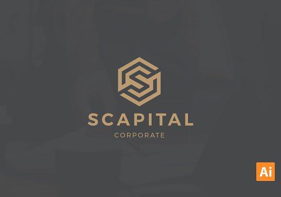 Scapital Corporate Logo