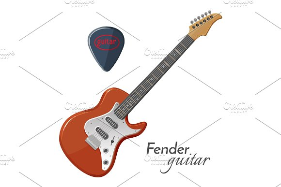 Fender Guitar Electric Instrument Most Iconic In Music