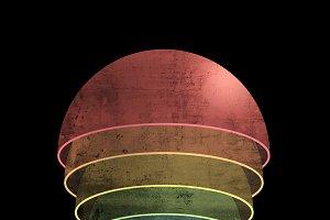 Editable Modernism Poster