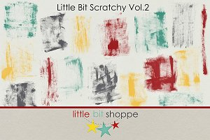 Little Bit Scratchy Vol.2
