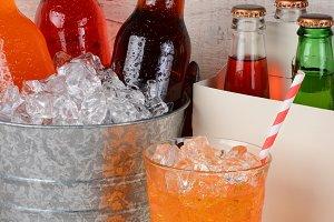 Soda Still Life