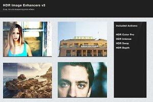 HDR Image Enhancers v3