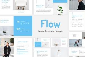 Flow - Creative Google Slides