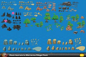 Rock Elements Mega Pack