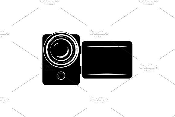 Camcorder Icon Videocamera Icon