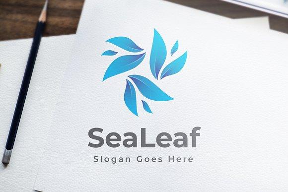SeaLeaf Logo