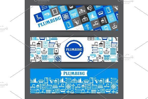 Plumbing Banners Design