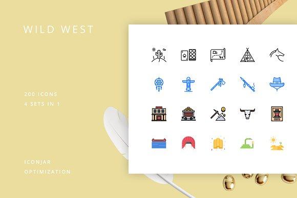 Wild West 200