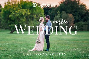 30 Rustic Wedding Lightroom Presets