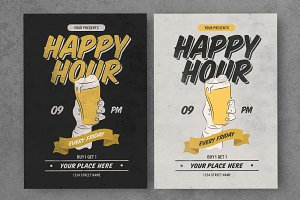 Old Vintage Happy Hour