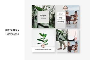 Elle Instagram Templates