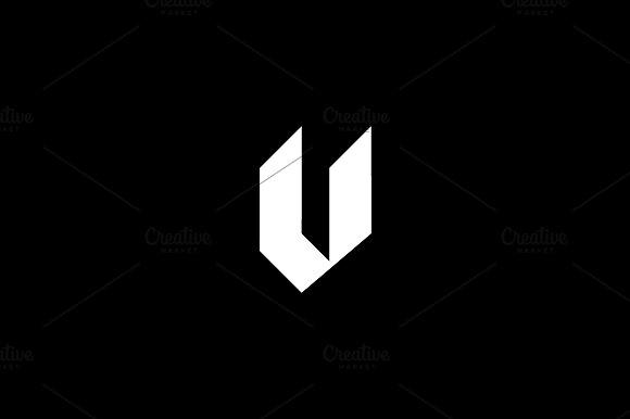 Valencia Letter V Logo
