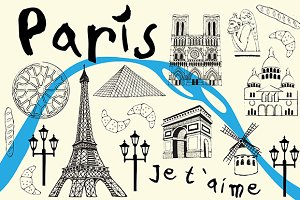 Paris collection(2)