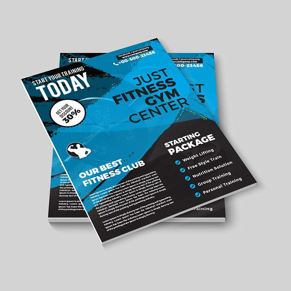 Flyer 127 in Flyer Templates - product preview 1
