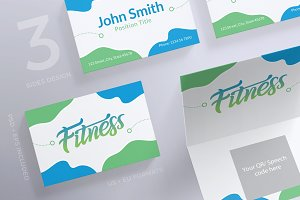 Business Cards | Fitness Centre