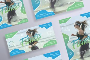Flyers | Fitness Centre