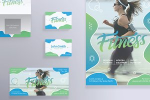 Print Pack | Fitness Centre