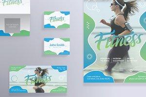 Print Pack | Fitness Centre
