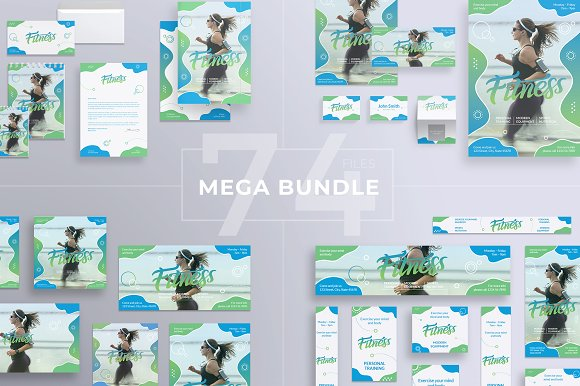 Mega Bundle Fitness Centre