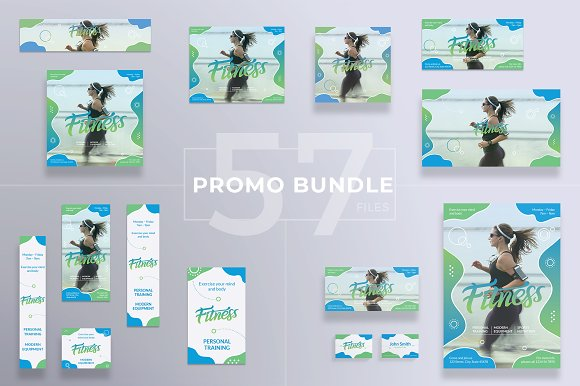 Promo Bundle Fitness Centre