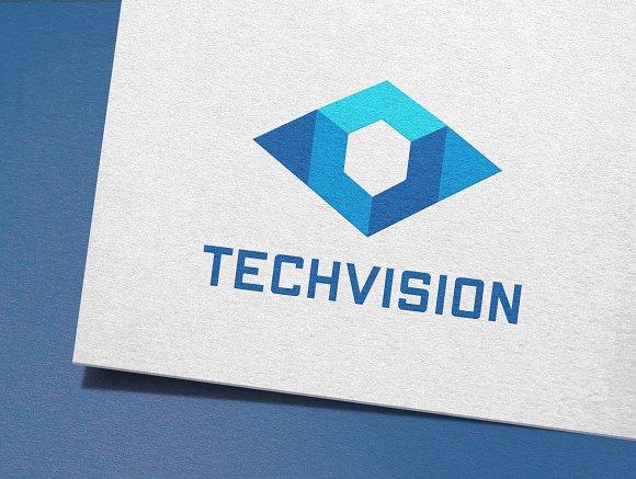 Tech Vision Logo