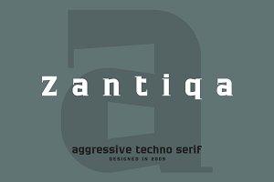 Zantiqa 4F