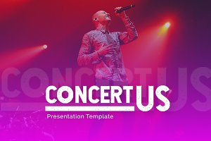 Concertus - Event Presentation