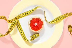 Diet minimal concept