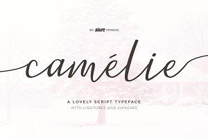 Camelie Typeface