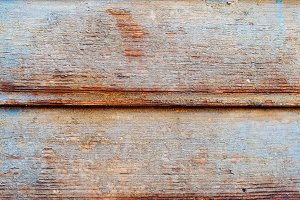 Old brown wooden board background, empty copy space