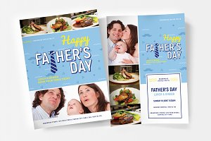 Fathers Day Poster / Flyer Templates