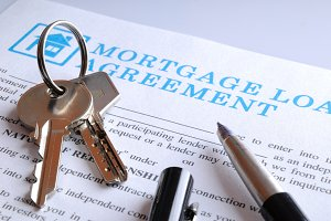 Delivery of the mortgage contract