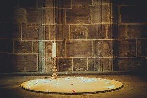 Dark Myst Ritual Altar