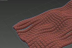 MCG Voxel Texture Maps