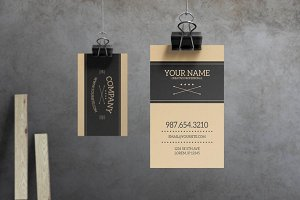 Sabre - Vintage Business Card
