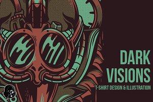Dark Visions Illustration