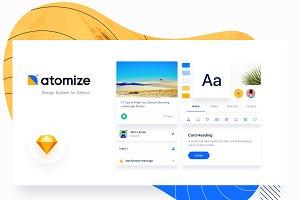 Atomize Design System
