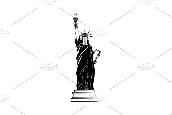 World Attractions Statue Of Liberty