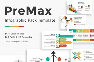 Premax Infographic Pack Keynote