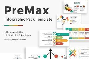 Premax Infographic Pack Keynote