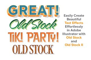 Old Stock / Old Stock II Combo Pack